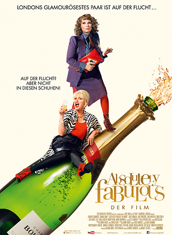 Absolutely Fabulous – Der Film