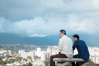 Caracas, eine Liebe: Interview mit Lorenzo Vigas