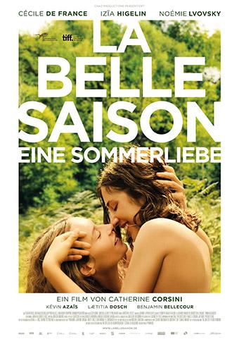 La belle saison – Eine Sommerliebe