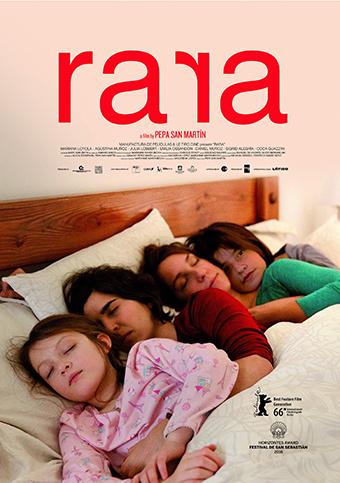 Rara – Meine Eltern sind irgendwie anders