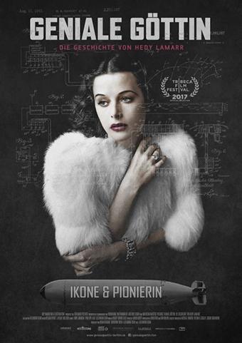 Geniale Göttin – Die Geschichte der Hedy Lamarr