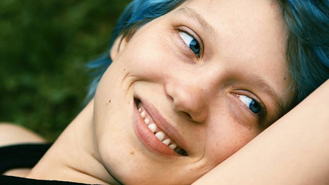 Blau Ist Eine Warme Farbe Sissymag