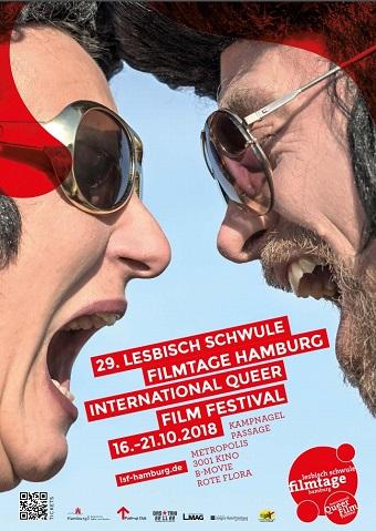 Lesbisch schwule Filmtage Hamburg 2018
