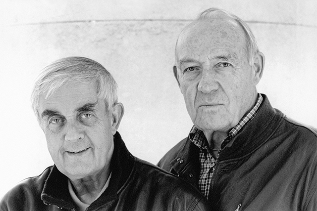 In memoriam: Hans Stempel und Martin Ripkens