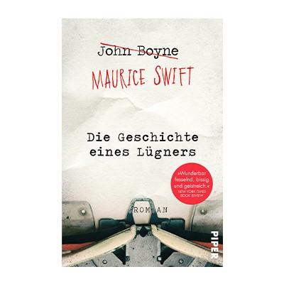 John Boyne: Die Geschichte eines Lügners